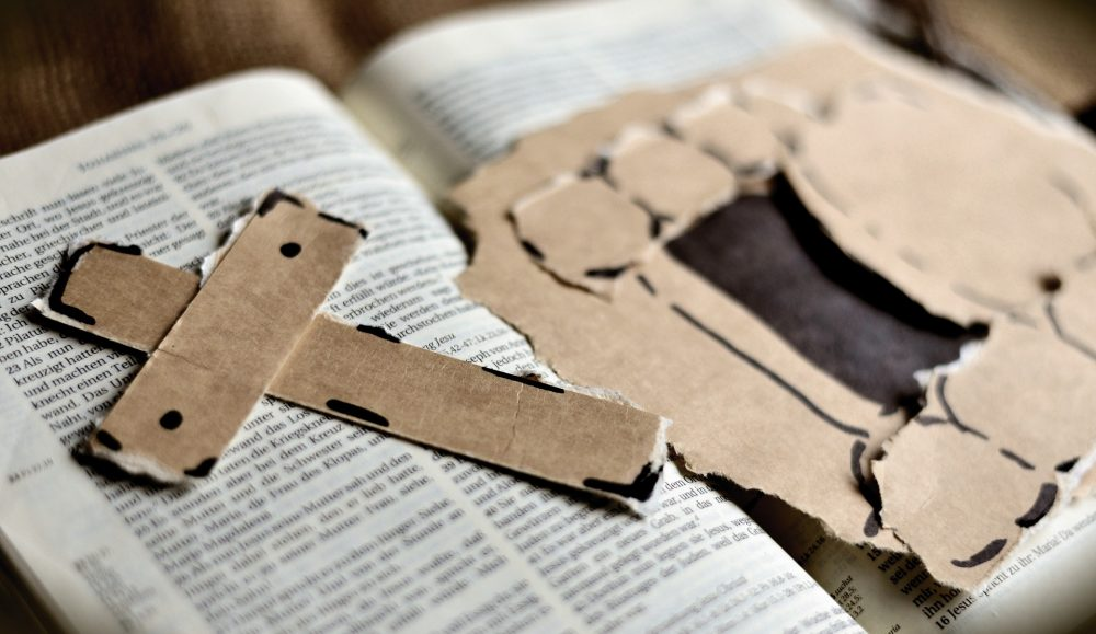 十字架と復活